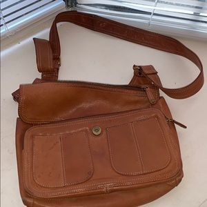 Good used condition fossil purse